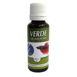Verde de Malachit 4PET 30ml