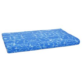 Saltea Racoritoare 4DOG DELUXE Summer Waves L 77x46cm