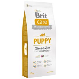 BRIT CARE Puppy All Breed Miel si Orez 12kg