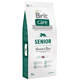 Hrana Uscata Caini BRIT CARE Senior All Breed Miel si Orez 3kg