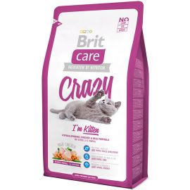 BRIT CARE Cat Crazy Kitten 2kg