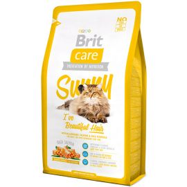 Hrana Uscata Pisici BRIT CARE Sunny Beautiful Hair 2kg