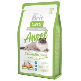 Hrana Uscata Pisici BRIT CARE Angel Delighted Senior 2kg