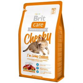 BRIT CARE Cat Cheeky Living Outdoor 7kg