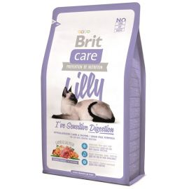 Hrana Uscata Pisici BRIT CARE Lilly Sensitive Digestion 2kg