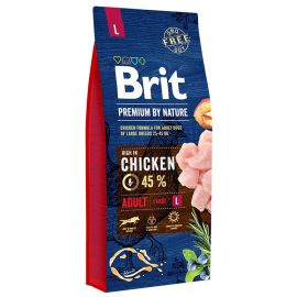BRIT PREMIUM by Nature Caine Adult Talie Mare 15kg