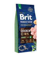 BRIT PREMIUM by Nature Caine Junior Talie Gigant 15kg