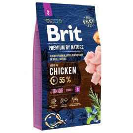 BRIT PREMIUM by Nature Caine Junior Talie Mica 8kg