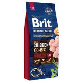 BRIT PREMIUM by Nature Caine Senior Talie Mare-Gigant 15kg