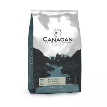 CANAGAN Cat Grain Free Somon 375g