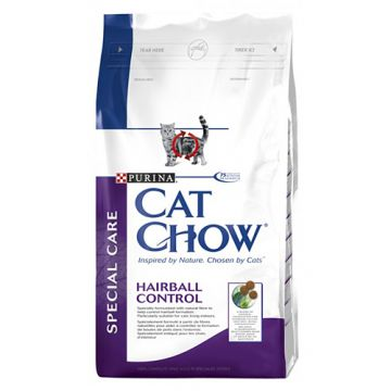 CAT CHOW Special Care Hairball Control 15kg