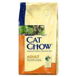 CAT CHOW Pisica Adult Pui 15kg