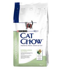Hrana Uscata Pisici CAT CHOW Special Care Sterilized 15kg