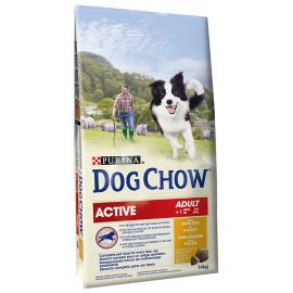 DOG CHOW Caine Adult Active Pui 14kg