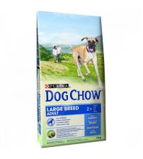 Hrana Uscata Caini DOG CHOW Adult Large Breed Curcan 14kg