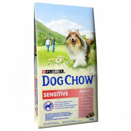 DOG CHOW Caine Adult Sensitive Somon 14kg