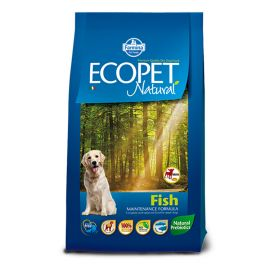 Hrana Uscata Caini ECOPET NATURAL Fish Mini 12kg