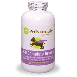 Supliment Nutritiv K-9 Complete Growth 120 tablete