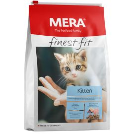 Hrana Pisici MERA Finest Fit Kitten 10kg + Container CADOU