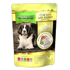 Pachet NATURES MENU Dog Light 3x300g