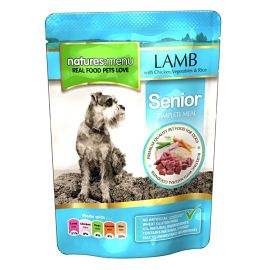 Pachet NATURES MENU Dog Senior 3x300g