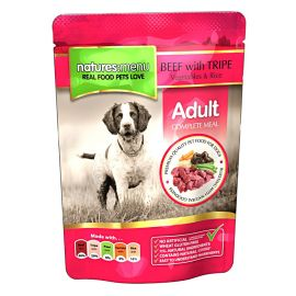 Pachet NATURES MENU Dog Adult Vita 3x300g