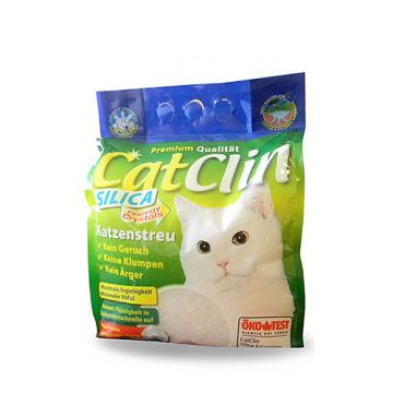 Nisip Silicatic Pisici CATCLIN 8L