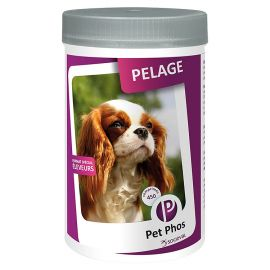 PET PHOS Special Pelage - 450 Tablete