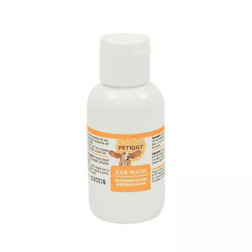 PETKULT Ear Wash 40ml