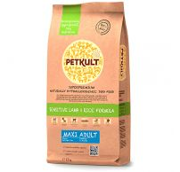 PETKULT Sensitive Maxi Adult Miel si Orez 12kg