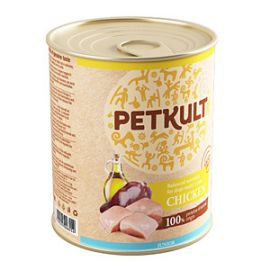 PETKULT Junior Pui 800g