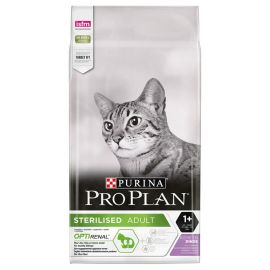 Hrana Uscata Pisici PRO PLAN Optirenal Adult Sterilised Curcan 10kg