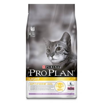PRO PLAN Pisica Optiform Light 10kg