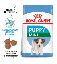 Hrana Uscata Caine ROYAL CANIN Mini Junior (Puppy) 8kg