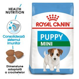 Hrana Uscata Caine ROYAL CANIN Mini Junior (Puppy) 2kg