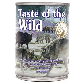 Conserva TASTE OF THE WILD Sierra Mountain 390g