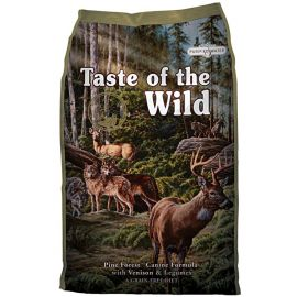 TASTE OF THE WILD Pine Forest 12.7kg