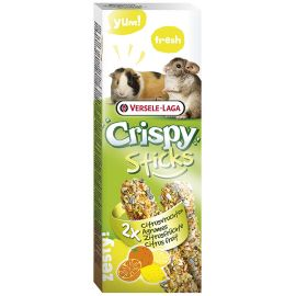 Sticks Chinchilla si Porcusori VERSELE-LAGA Citrice 2x55g