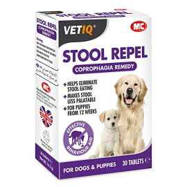 VETIQ Stool Repel 30 Tablete
